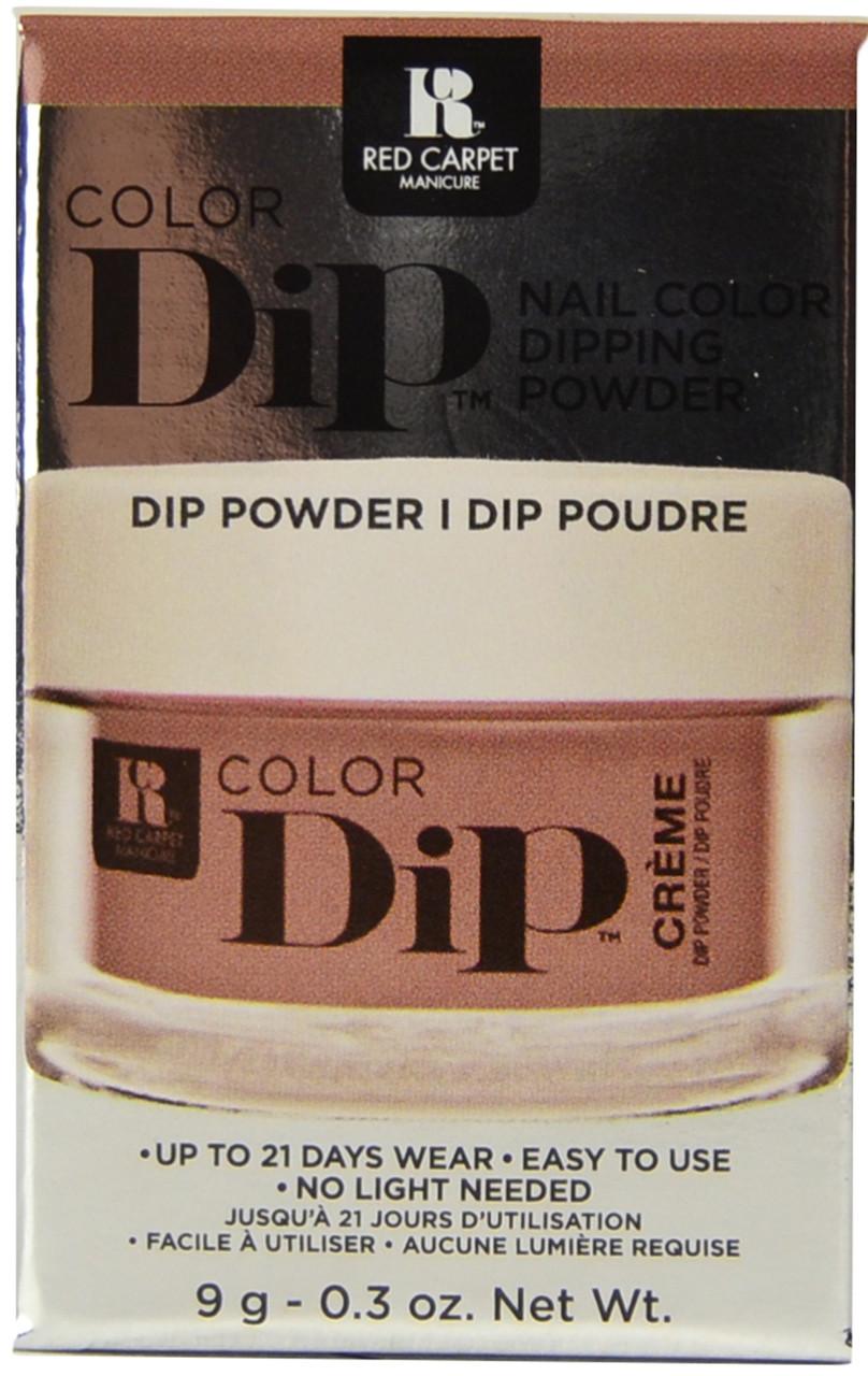 Red Carpet Manicure No Drama Mama Color Dip Powder Free