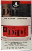 Red Carpet Manicure Seductive Star Color Dip Powder