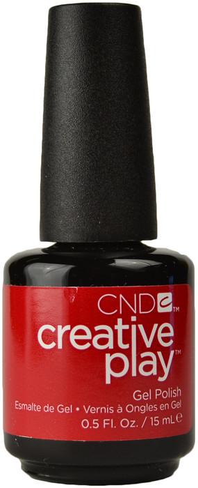 CND Creative Play Gel Polish Red-Y To Roll (UV / LED Polish)