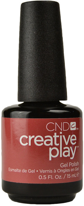 CND Creative Play Gel Polish Nuttin To Wear (UV / LED Polish)
