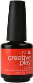 CND Creative Play Gel Polish Hottie Tomattie (UV / LED Polish)