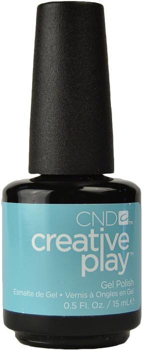 CND Creative Play Gel Polish Amuse-Mint (UV / LED Polish)