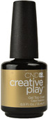 CND Creative Play Gel Polish Gel Top Coat (UV / LED Polish)
