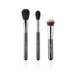 Sigma Beauty 3 pc Sheer Cover Brush Set