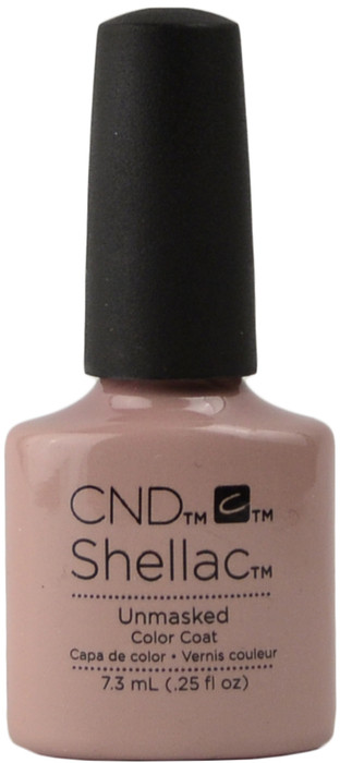 CND Shellac Unmasked (UV / LED Polish)