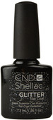 CND Shellac UV Glitter Top Coat (0.25 fl. oz. / 7.3 mL)