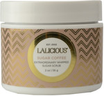 Lalicious Small Sugar Coffee Extraordinary Whipped Sugar Scrub (2 oz. / 56 g)