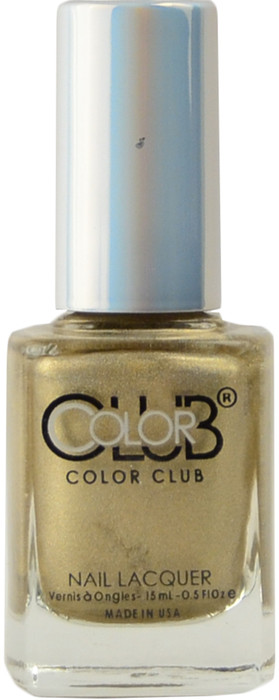 Color Club Good As Gold