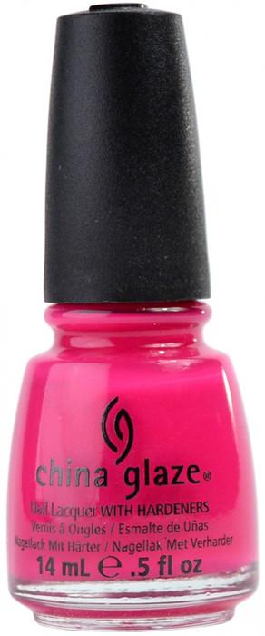 China Glaze Fuchsia Fanatic nail polish