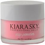 Kiara Sky Pink Slippers Acrylic Dip Powder