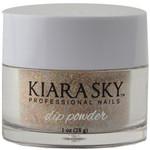 Kiara Sky Strike Gold Acrylic Dip Powder