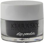Kiara Sky Black To Black Acrylic Dip Powder