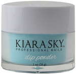 Kiara Sky The Real Teal Acrylic Dip Powder (1 oz. / 28 g)