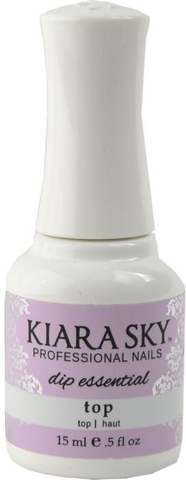 Kiara Sky Top for Dip Powder (0.5 fl.oz. / 15 mL)
