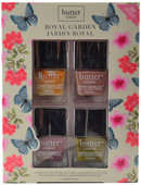 Butter London 4 pc Royal Garden Mini Set