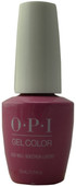 OPI Gelcolor Suzi Will Quechua Later! (UV / LED Polish)