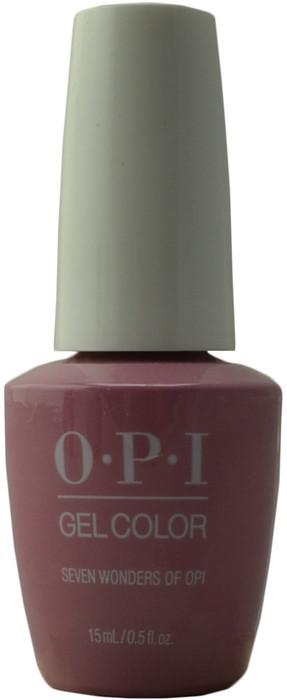OPI Gelcolor Seven Wonders Of OPI (UV / LED Polish)