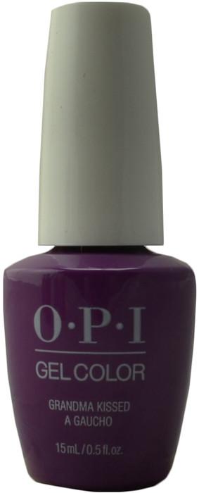 OPI Gelcolor Grandma Kissed A Gaucho (UV / LED Polish)