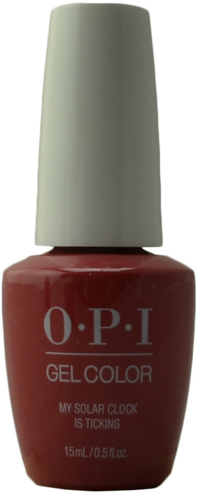 OPI Gelcolor My Solar Clock Is Ticking (UV / LED Polish)