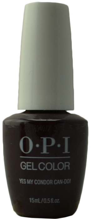 OPI Gelcolor Yes My Condor Can-Do! (UV / LED Polish)