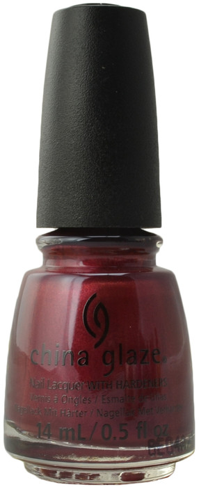 China Glaze Haute Blooded