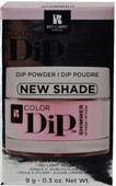 Red Carpet Manicure Sheer Flair Color Dip Powder