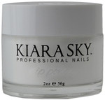 Kiara Sky Pure White Dip Powder (2 oz. / 56 g)