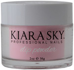 Kiara Sky Dark Pink Dip Powder 2Oz