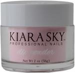Kiara Sky Medium Pink Dip Powder 2Oz