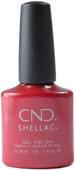 Cnd Shellac Kiss Of Fire (UV / LED Polish)