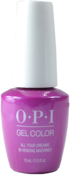 OPI Gelcolor All Your Dreams in Vending Machines (UV / LED Polish)