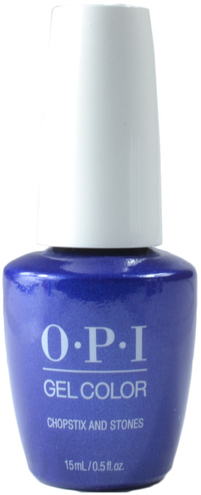 OPI Gelcolor Chopstix and Stones (UV / LED Polish)