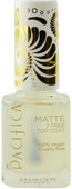Pacifica Matte Top Coat (0.45 fl. oz. / 13.3 mL)