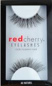 Red Cherry Lashes Au Naturel
