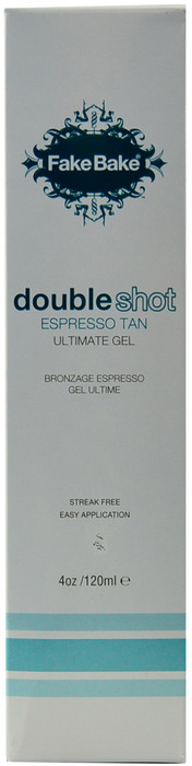 Fake Bake Double Shot Espresso Tan Ultimate Gel (4 fl. oz. / 120 mL)