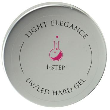 Light Elegance 1-Step Lexy Line UV / LED Hard Gel Base & Top Coat (1.01 fl. oz. / 30 mL)