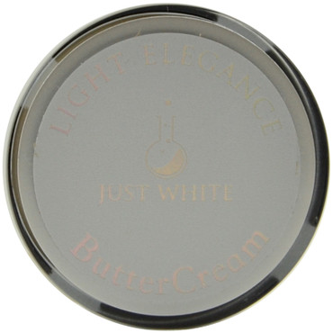 Light Elegance Just White ButterCream (UV / LED Gel)
