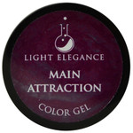 Light Elegance Main Attraction Color Gel (UV / LED Gel)