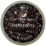 Light Elegance Daredevil Glitter Gel (UV / LED Gel)