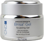 CND Brisa Gel Natural Pink Semi-Sheer UV / LED Sculpting Gel (1.5 oz. / 42 g)