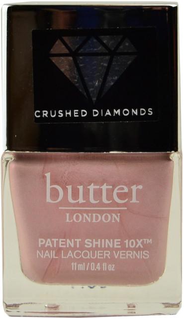 Butter London Brilliant Crushed Diamonds Patent Shine 10X (Week Long Wear)
