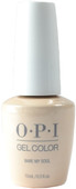 OPI Gelcolor Bare My Soul (UV / LED Polish)