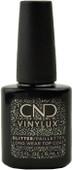 Cnd Vinylux Glitter Top Coat (Week Long Wear) (0.5 fl. oz. / 15 mL)