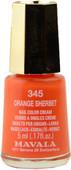 Mavala Orange Sherbet