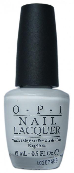 OPI Alpine Snow nail polish