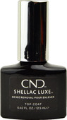 CND Shellac Luxe UV / LED Top Coat (0.42 fl. oz. / 12.5 mL)