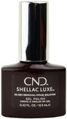 CND Shellac Luxe Black Cherry (UV / LED Polish)