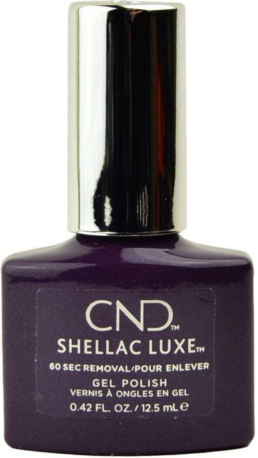 CND Shellac Luxe Eternal Midnight (UV / LED Polish)