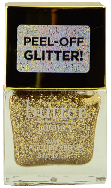 Butter London Gold Rush Glazen (Peel-Off Glitter)