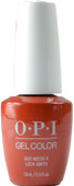 OPI Gelcolor Suzi Needs a Loch-Smith (UV / LED Polish)